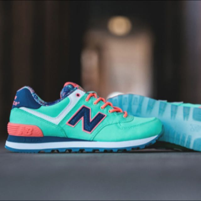 online store b395d f3126 New Balance 574 Island Pack #payday30, Women's Fashion, Shoes on ...