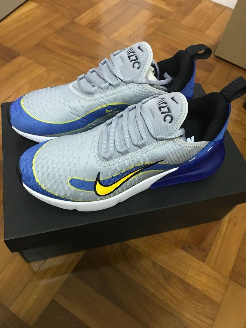 Nike Mercurial 98Men's On Max 270 FashionFootwearSneakers