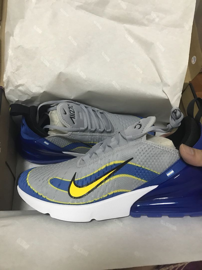 Nike air max 270 mercurial 98, Men's Fashion, Footwear