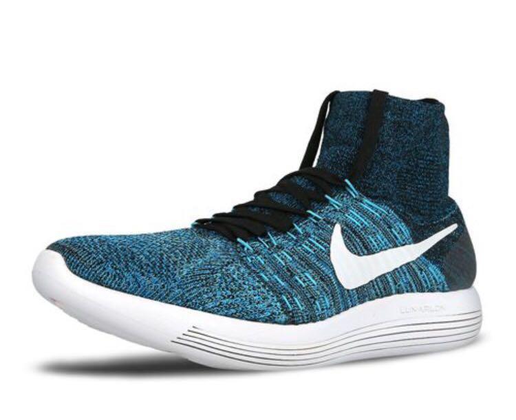 89b1810f5a3d6 Nike Lunarepic Flyknit US8 high gamma blue lunar epic fly knit ...
