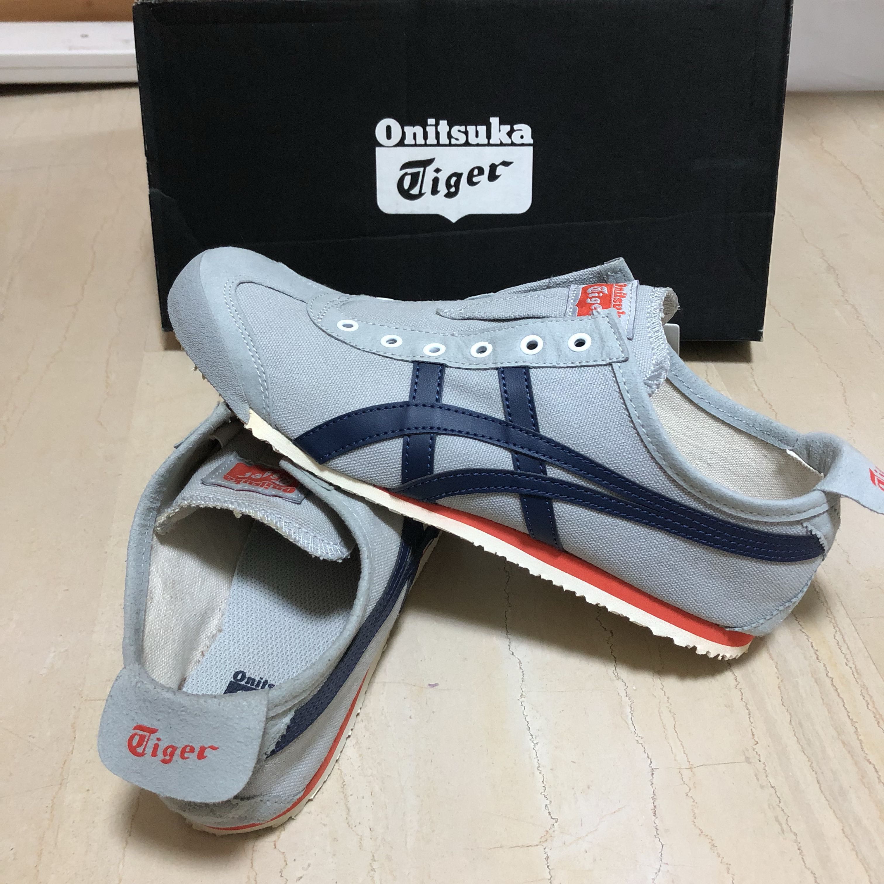 Onitsuka Tiger Slip-on Shoes, Women's