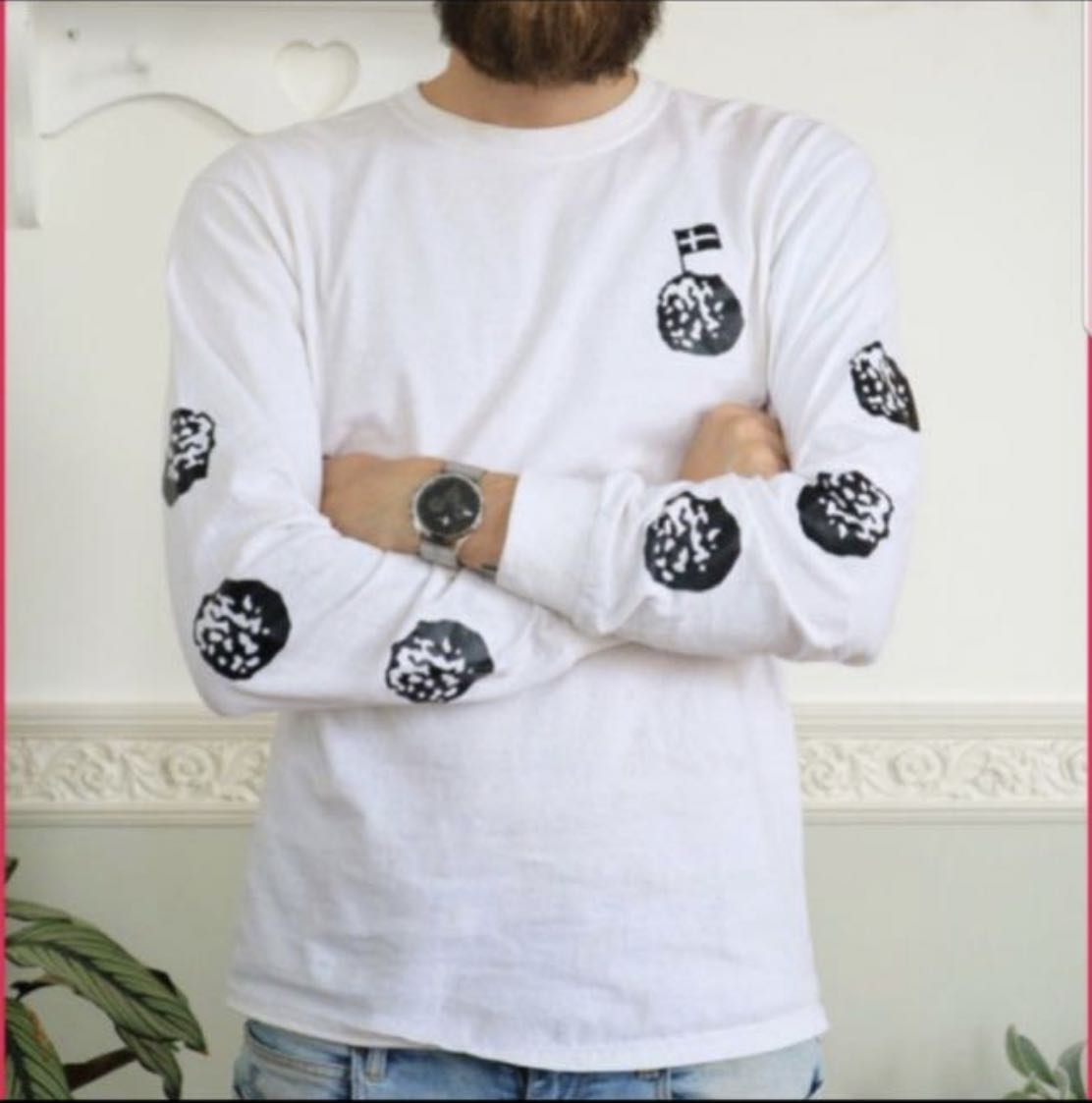 Pewdiepie Meatball Shirt Limited Edition Mens Fashion Clothes Jaket Hoodie Navy Tops On Carousell