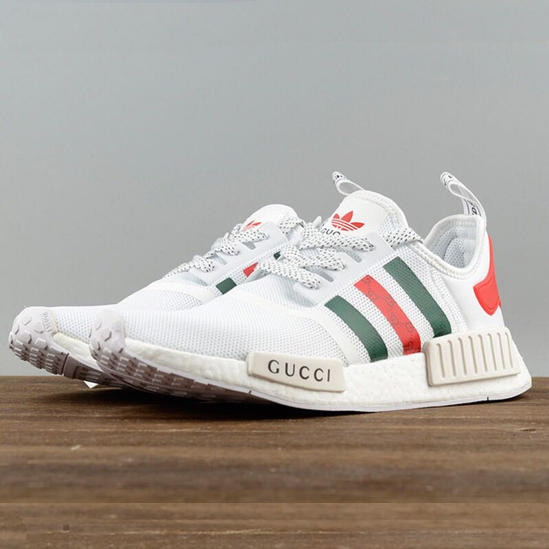 watch 0a931 584ff PO: White gucci adidas nmd r1, Bulletin Board, Preorders on ...