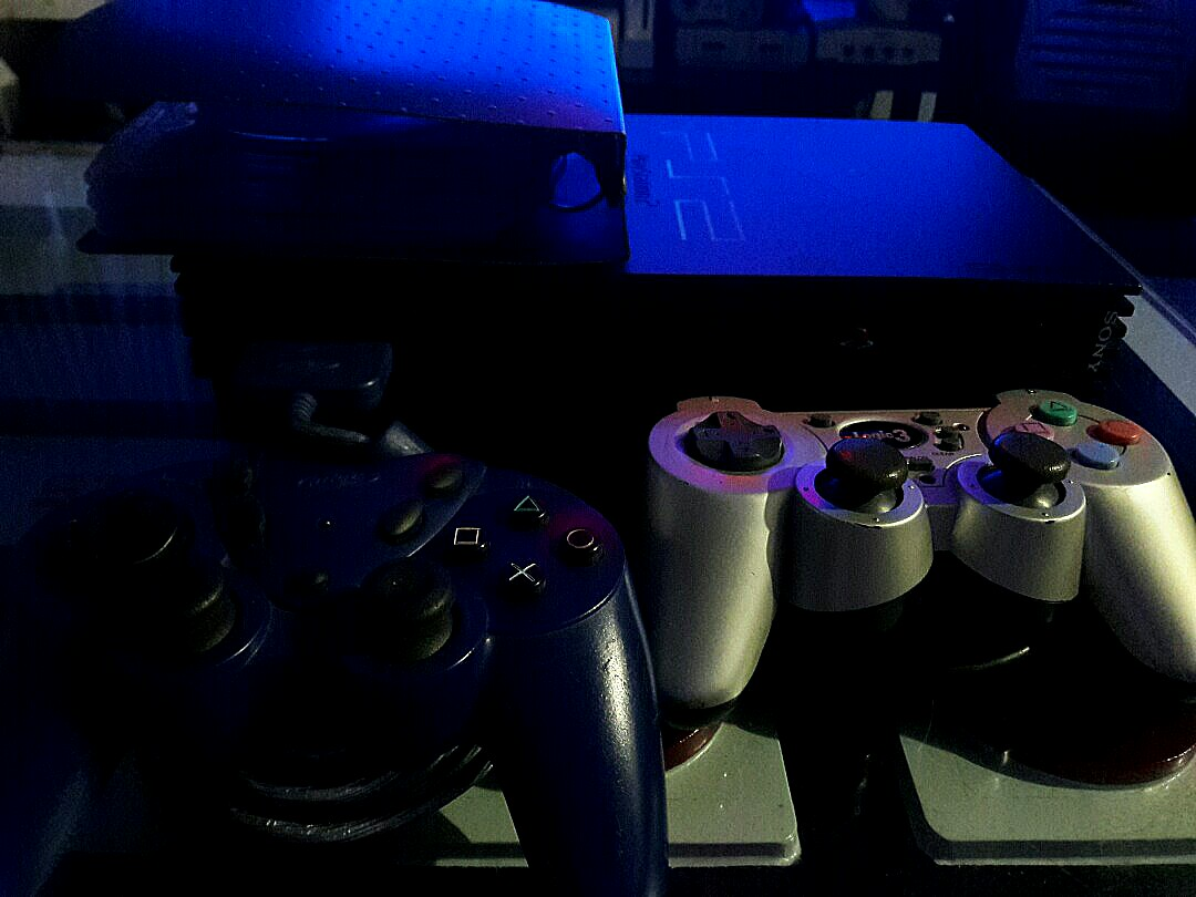 Ps2 playstation 2 fat modified scph 39001