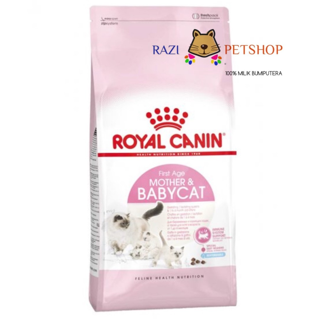Royal Canin Mother Babycat 4kg Pet Supplies Food On Carousell Proplan Salmon Repack 1kg