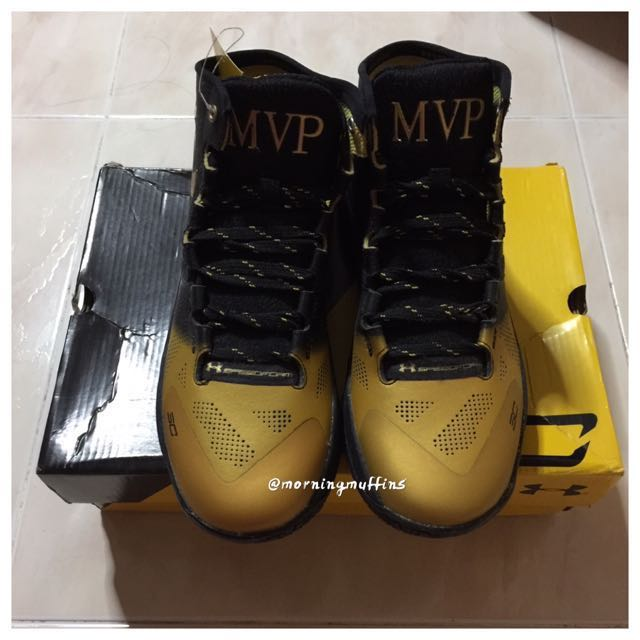 cc4b0c8f5dea Under Armour Curry Back To Back MVP 2 Shoe