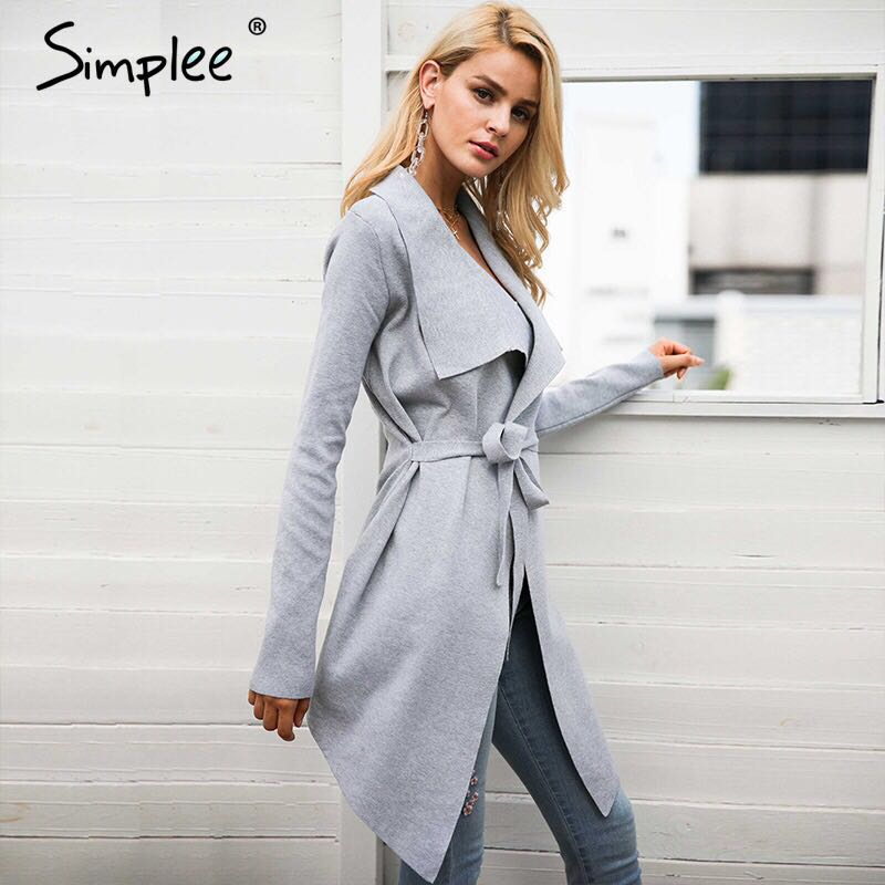 Waterfall Coat From Doll House Women S Fashion Clothes On Carousell