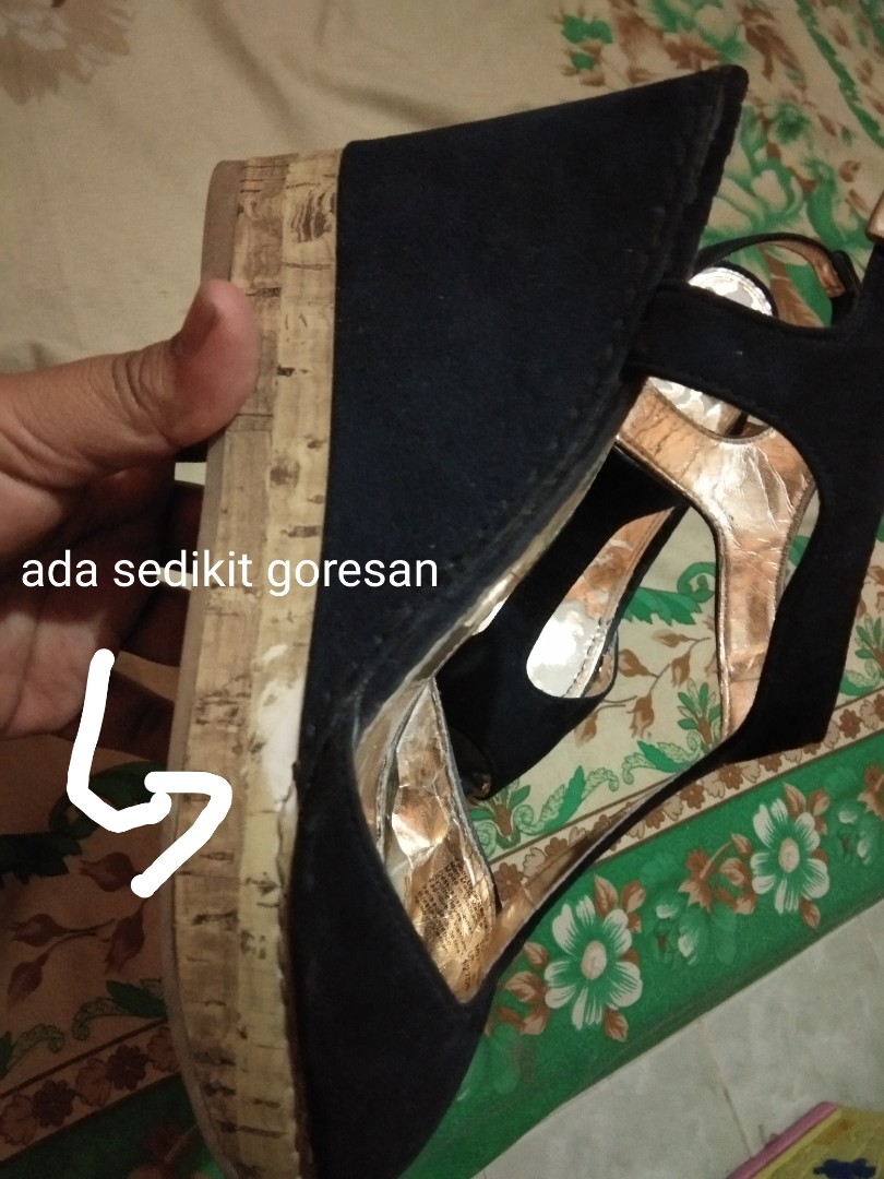 Wedges montego bay club payless