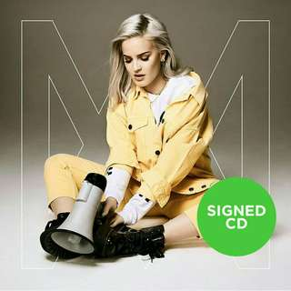 *SIGNED* Anne-Marie [Speak Your Mind] Deluxe CD