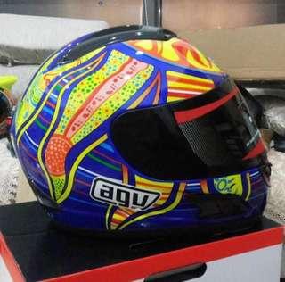 AGV VR46 helmet