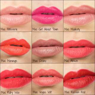 Mac Lipstck