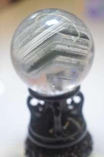 Green Phantom Crystal Ball 千辰绿金字塔幽灵球