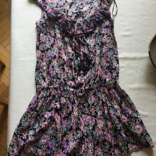 Guess floral romper