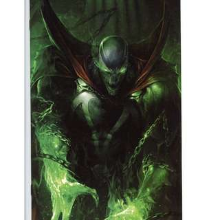 SPAWN #284 FRANCESCO MATTINA VIRGIN VARIANT