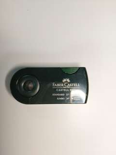 Faber Castell 9000 Standard and Jumbo Sharpener