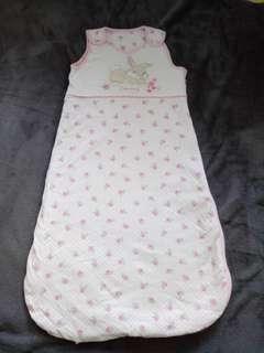 Disney Bunny 兔仔 嬰兒防踢被 背心 純棉夾棉睡袋 3個尺寸 全新