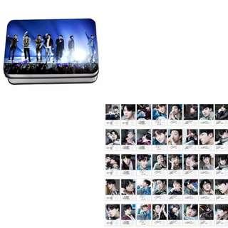 Preorder - BTS BILLBOARD LOMOCARD *with signature* exc.pos