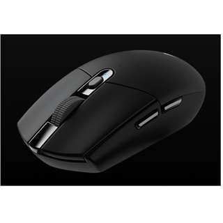 Logitech G304 LIGHTSPEED WIRELESS GAMING MOUSE ( 250 hrs Battery Life, HERO Sensor, 6 Progammable buttons , 2 yrs Warranty )
