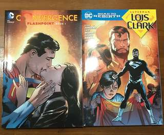 Superman Lois and Clark & Convergence Flashpoint Book 1 (Paperback)
