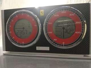 Ferrari 電子鐘