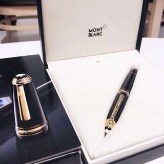 Mont Blanc Unicef Edition 2009 Classique No. 162 Roller Ball