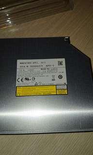 Panasonic DVD writer 12mm