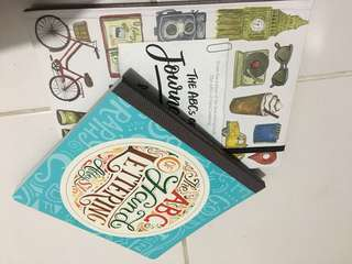 The ABCs of journaling and lettering