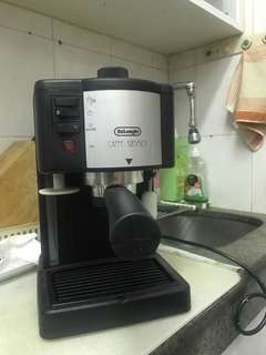 Delongi espresso/coffee machine