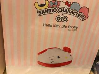 Hello kitty x OTO lite footie