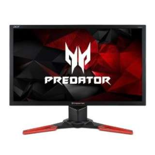 "Brand New Acer Predator XB241H 24"" Full HD Gaming Monitor With NVIDIA G-Sync"