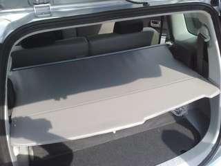 Perodua Alza T-back Cover , Cargo Trunk Cover