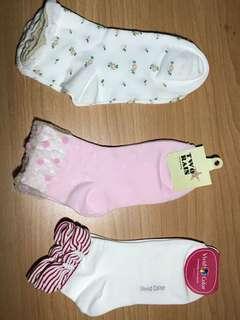 可愛韓國女生襪 全新