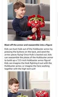 Hulk out hulkbuster
