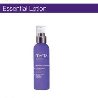 Essential lotion
