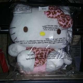 Hello Kitty stuffed toy (Sanrio)