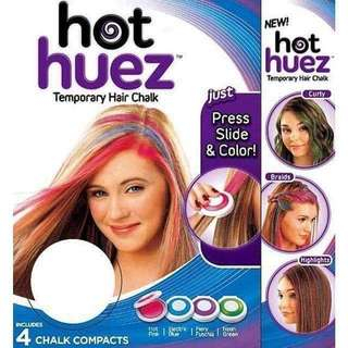 Hot Huez- Temporary Hair Chalk