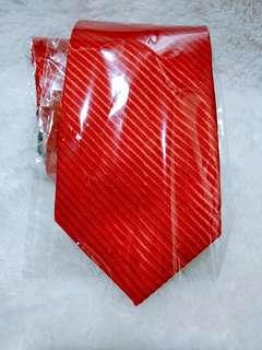 OBRAL Dasi Merah Murah meriah Red