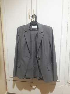 Calvin Klein Suit (blazer and pants)