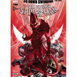 Amazing Spiderman 799