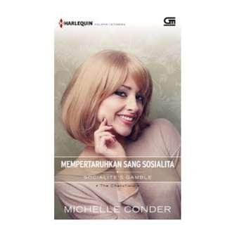 Ebook Mempertaruhkan Sang Sosialita (Socialite's Gamble) - Michelle Conder