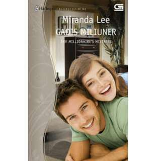 Ebook Gadis Miliuner (The Millionaire's Mistress) - Miranda Lee