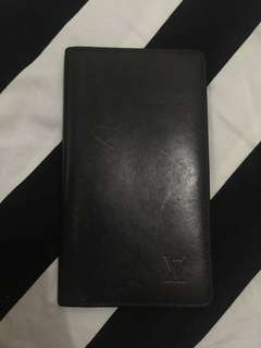 Authentic LV Long Taiga Wallet