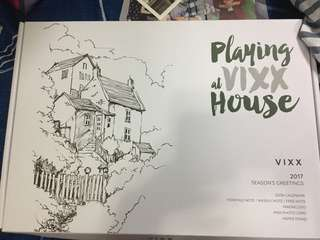 Playing at Vixx house 2017 包CD