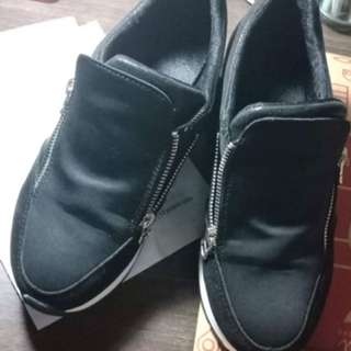 Zippered Shoes
