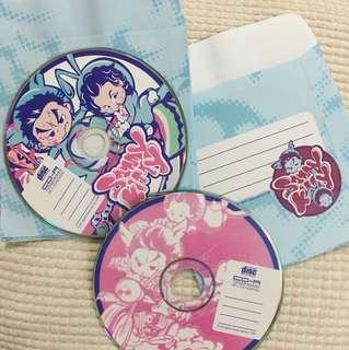 森美小儀CD-R 連紙套