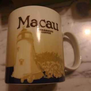 Starbucks macau mug