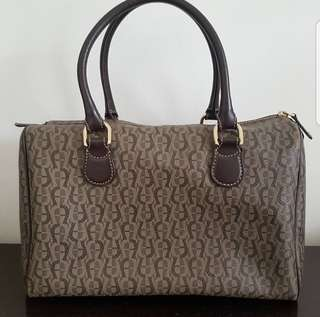 Aigner speedy bag size 30 (original ya)