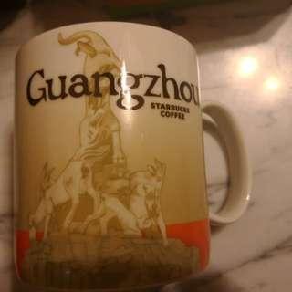 Starbucks Guangzhou mug