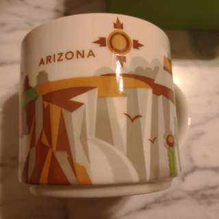 Starbucks Mug Arizona