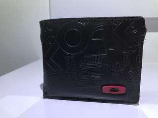 Oakley wallet